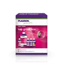 Top Grow Box 100% Terra PLAGRON - Doctor Cogollo