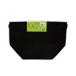 Maceta Tex Pot Negra 7 L
