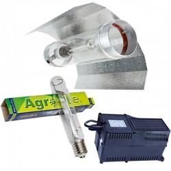 Equipo Agrolite Clase II + Agrolite 400W + Reflector Cooltube