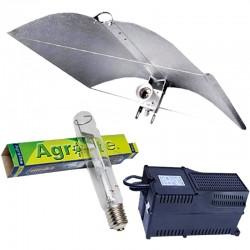 Equipo Agrolite Clase II + Agrolite 400W + Reflector Adjust-A-Wing