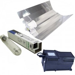 Equipo Agrolite Clase II + Philips 600W + Reflector