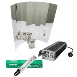 Kit Electrónico Agrolite Regulable + Sylvania 600W + Reflector