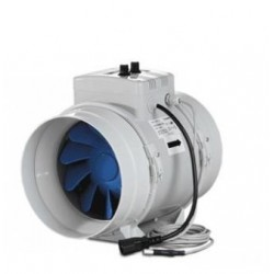 EXTRACTOR TURBO 100 + FAN Y TERMO BLAUBERG