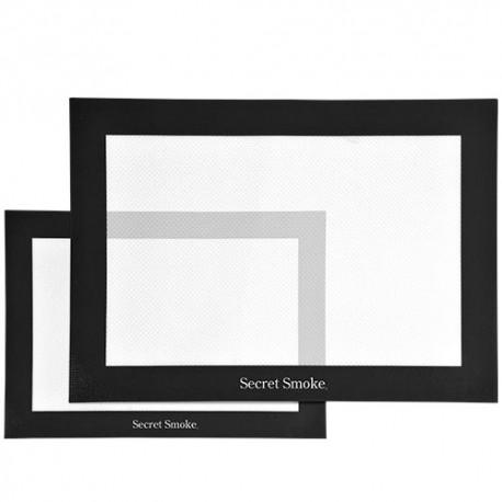 Mantel silicona negro Pq. 30x20 cm