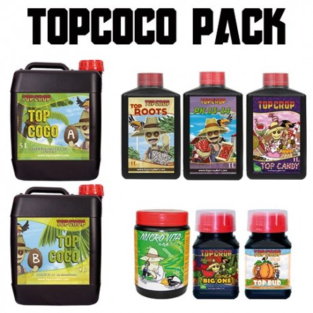 TOP COCO PACK TOP CROP